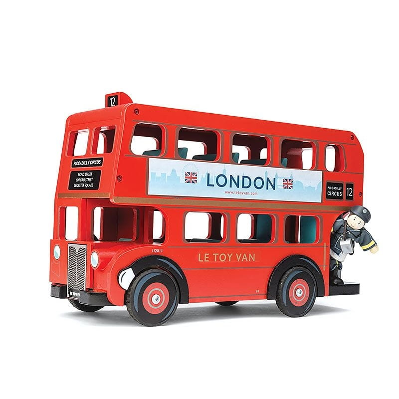 Лондонский автобус с водителем Le Toy Van