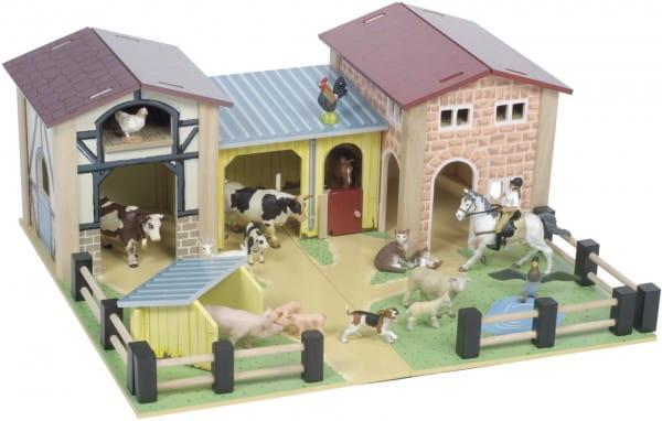 Игровой набор Le Toy Van TV410 Ферма