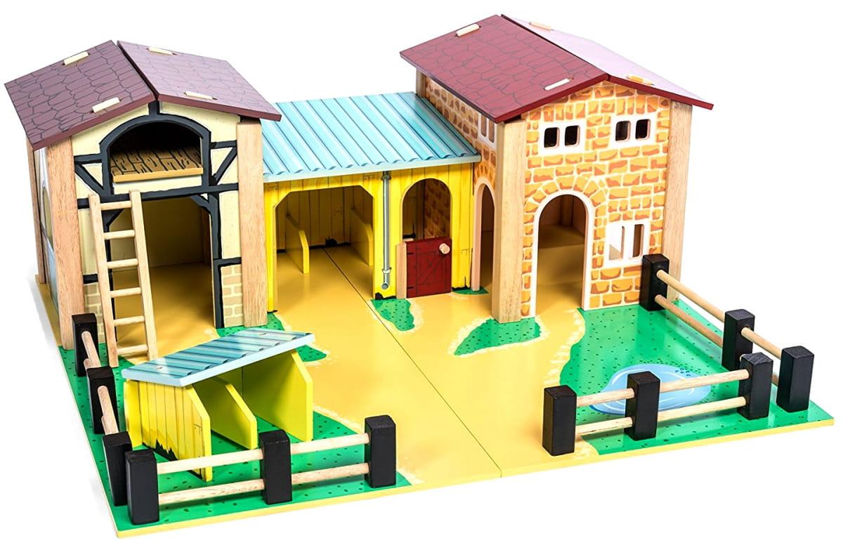 Игровой набор Le Toy Van Ферма