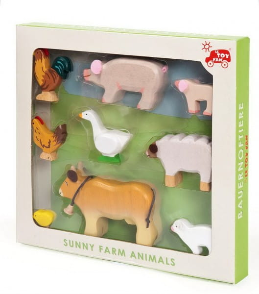 Набор фигурок Le Toy Van Домашние животные