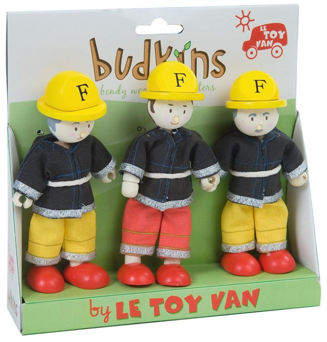 Набор кукол LE TOY VAN Пожарные