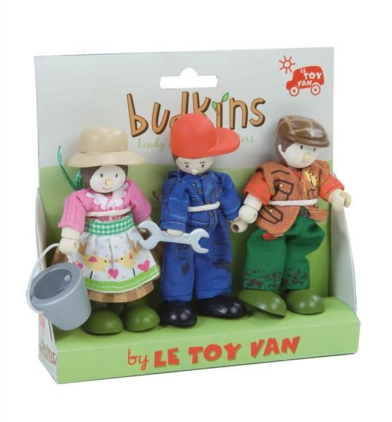 Набор кукол Le Toy Van Фермеры