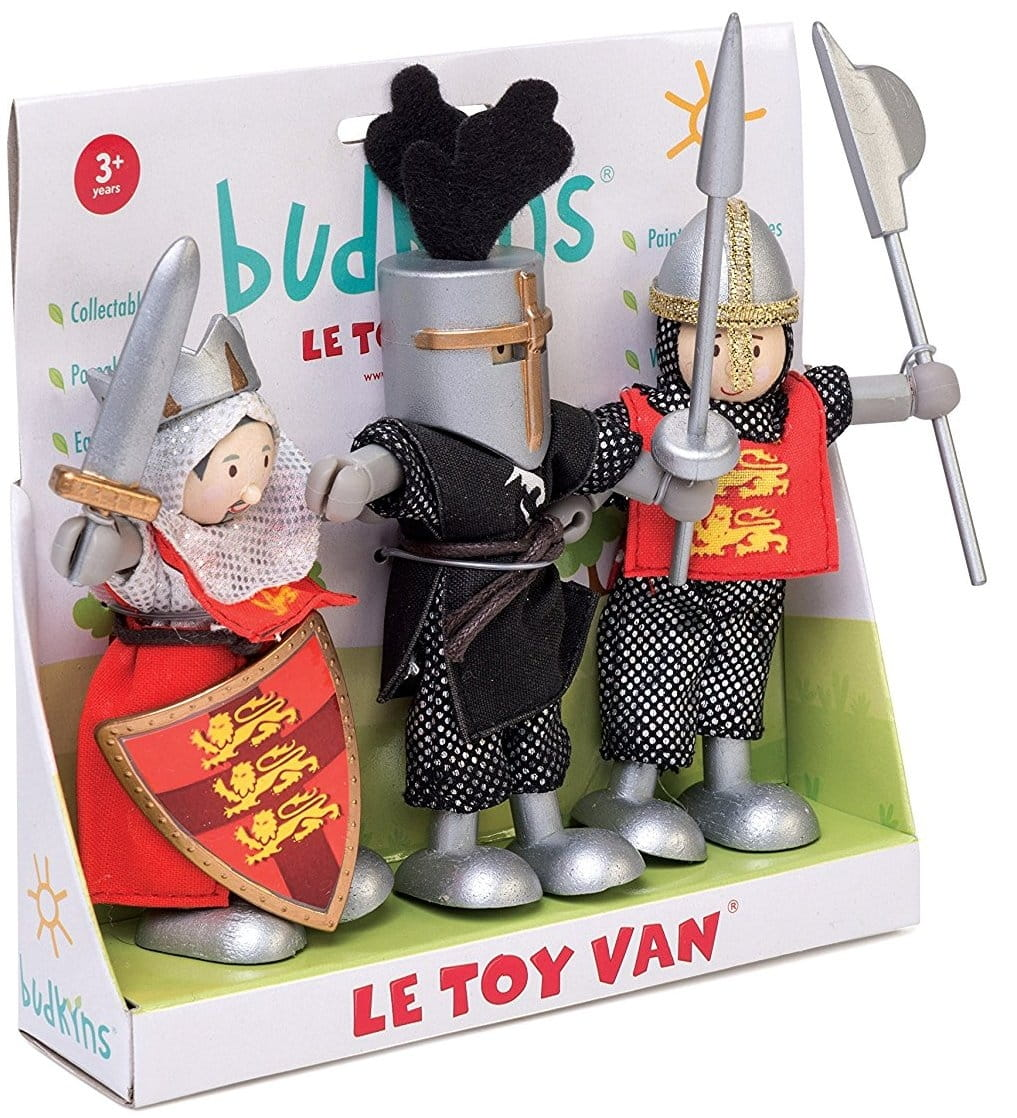 Набор кукол Le Toy Van BK907 Рыцари