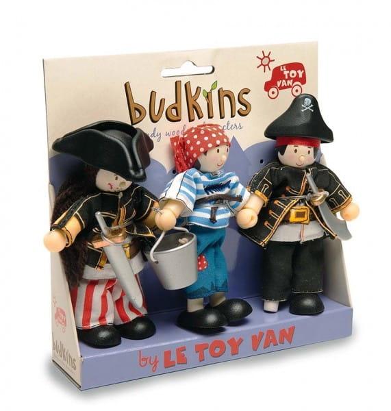 Набор кукол Le Toy Van Пираты