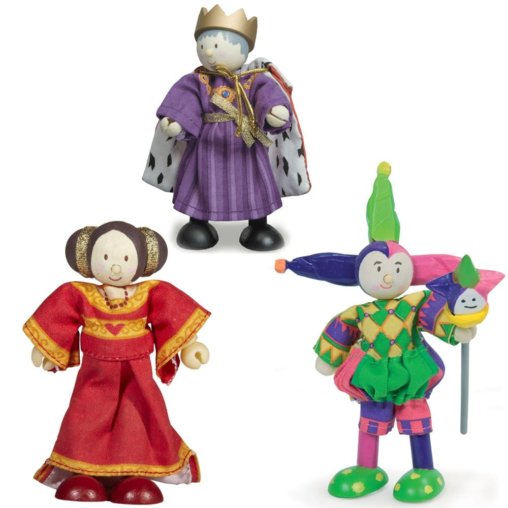 Набор кукол LE TOY VAN Королевство