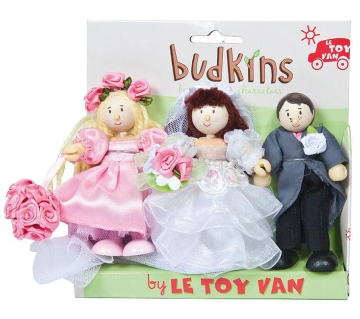 Набор кукол LE TOY VAN Молодожены