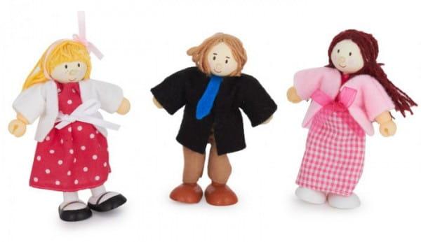 Набор кукол Le Toy Van Семейство