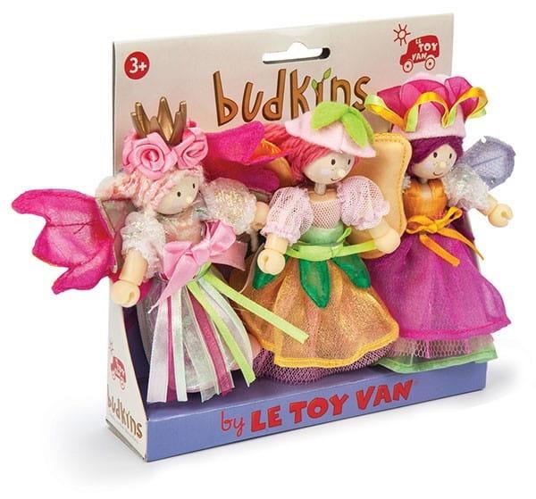 Набор кукол Le Toy Van Феи сада