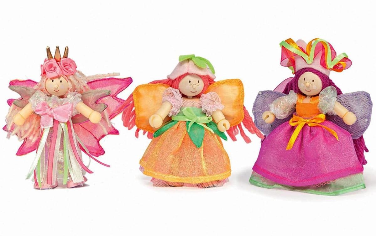 Набор кукол Le Toy Van BK915 Феи сада