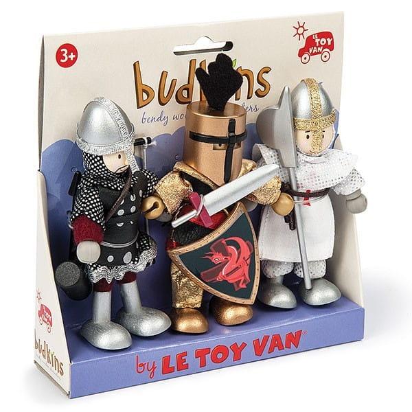Набор кукол Le Toy Van Отважные рыцари