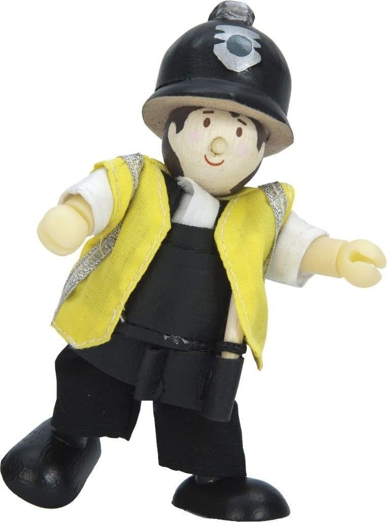 Кукла Le Toy Van Полицейский Хансон