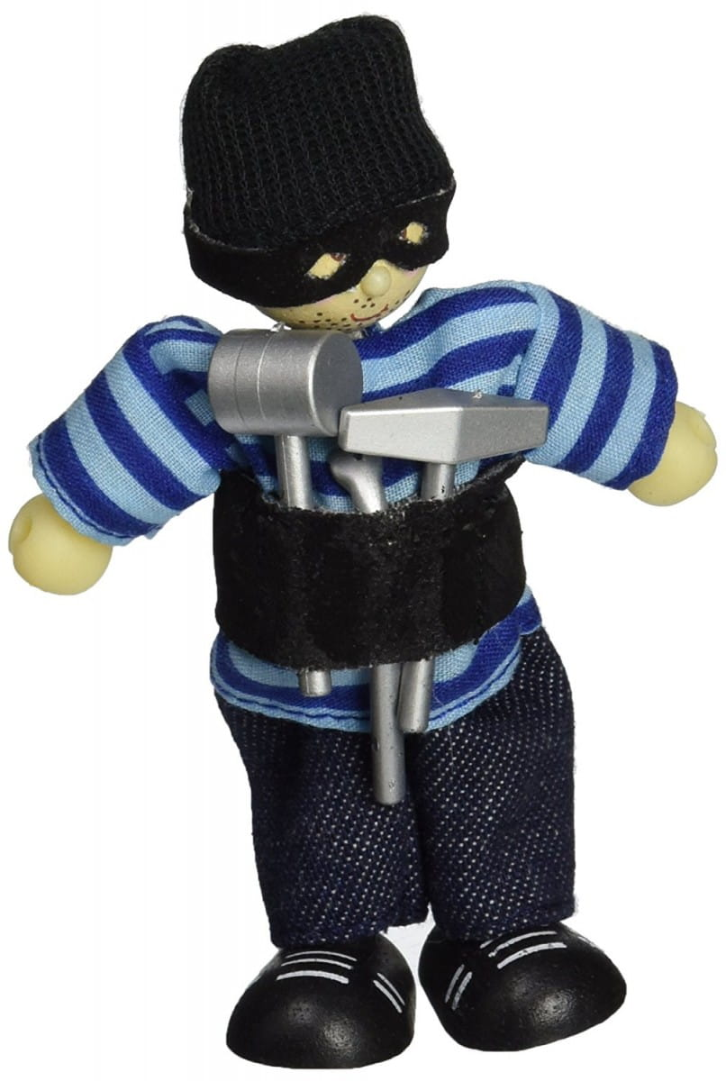 Кукла Le Toy Van BK704 Разбойник Робин