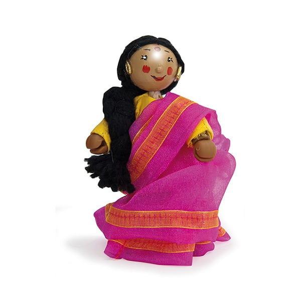 Кукла Le Toy Van Индийская танцовщица Жасмин