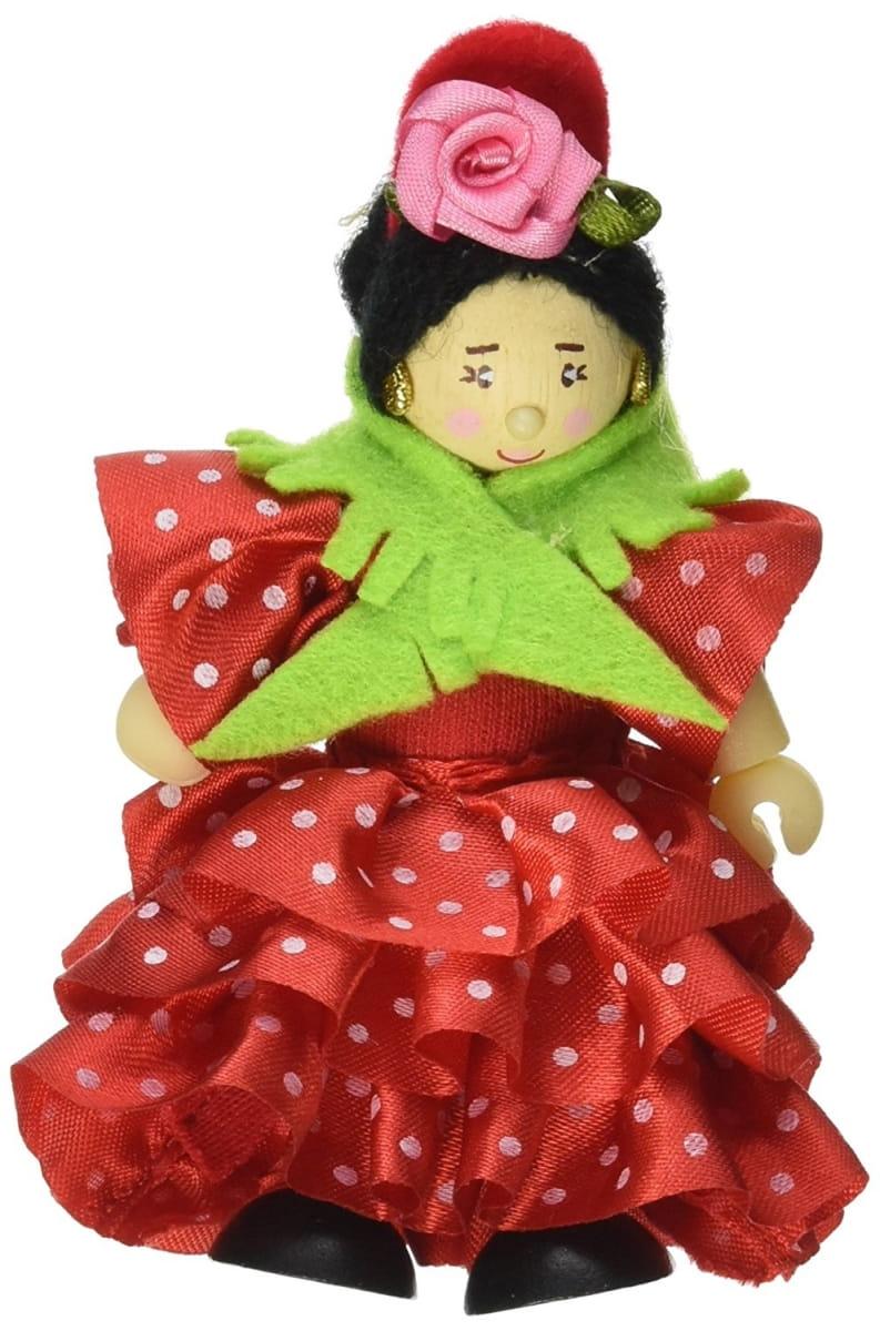 Кукла LE TOY VAN Испанская танцовщица Розита (фламенко)