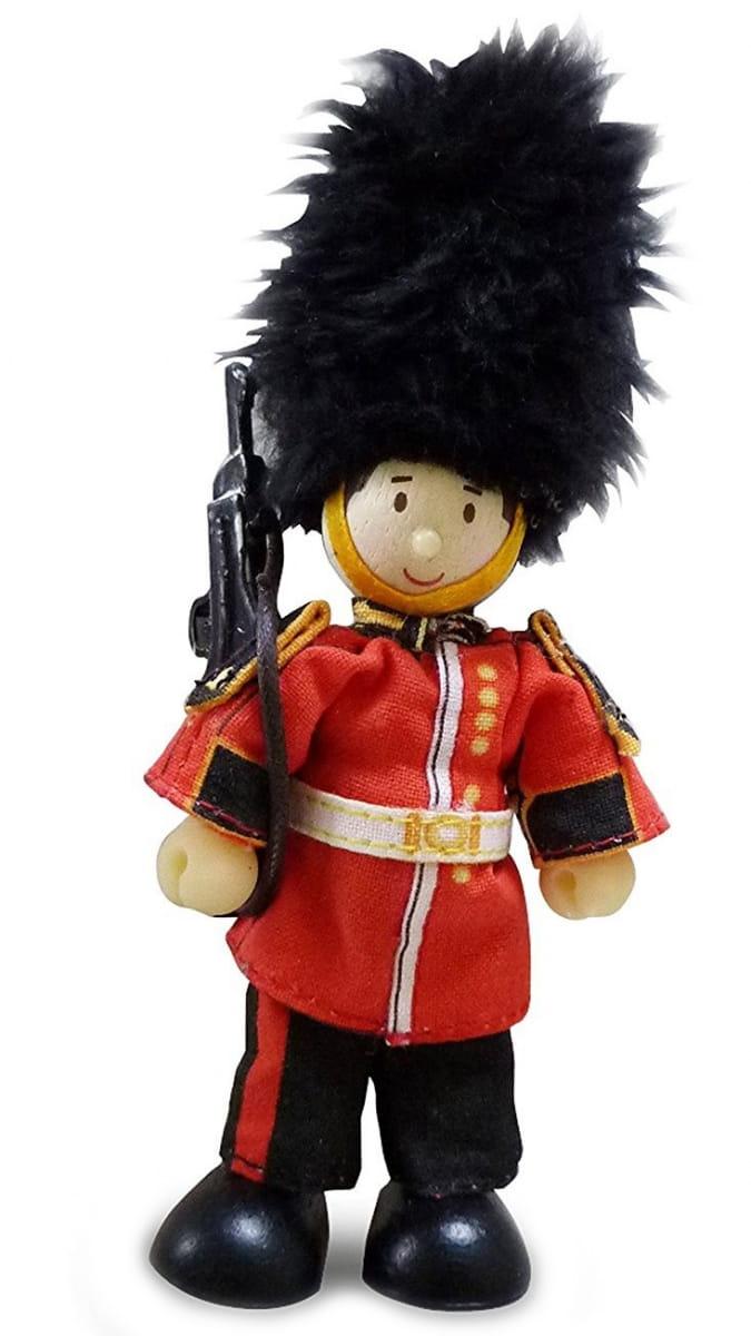 Кукла LE TOY VAN Королевский гвардеец Джеймс