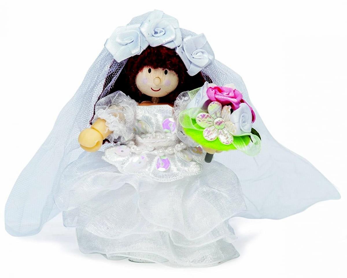 Кукла LE TOY VAN Невеста