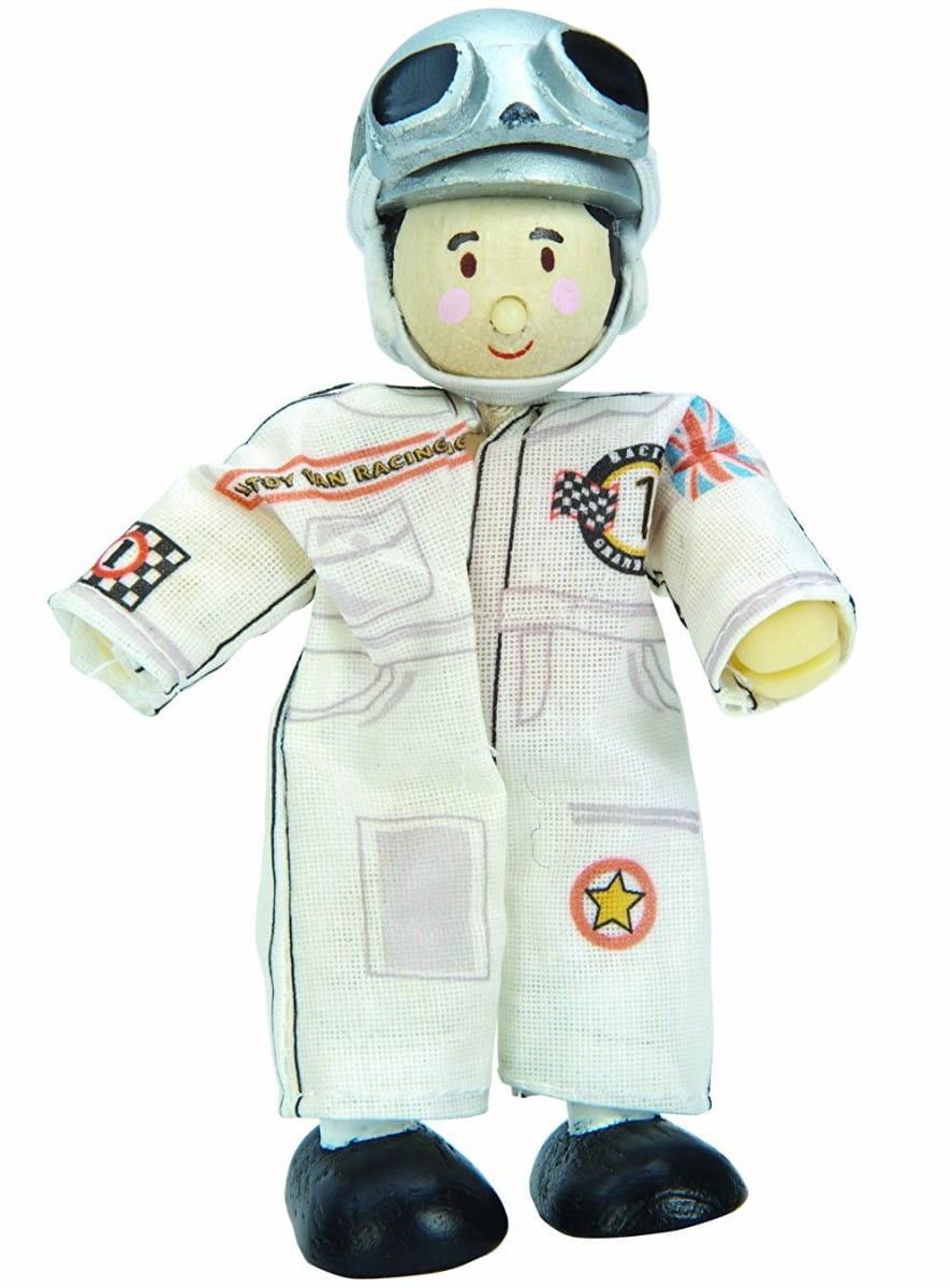Кукла Le Toy Van BK790 Водитель гоночного автомобиля Льюис