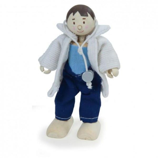 Кукла Le Toy Van Доктор