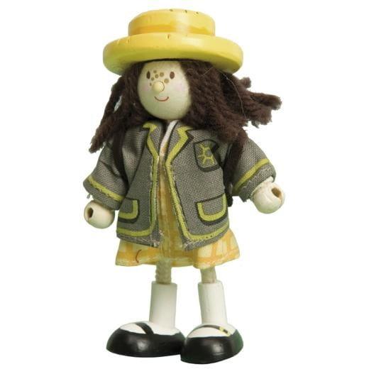 Кукла Le Toy Van Школьница
