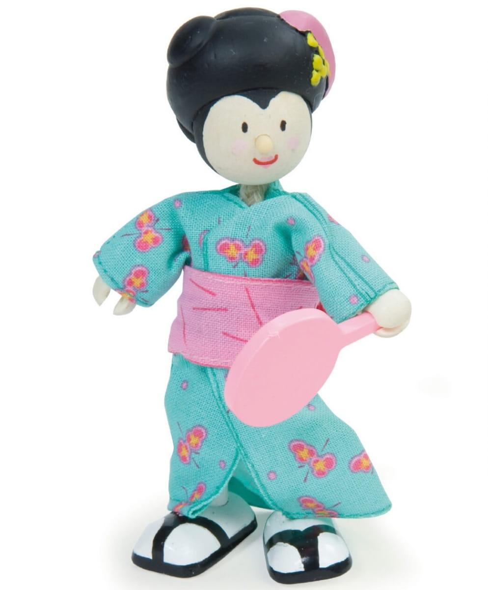 Кукла LE TOY VAN Японская девочка
