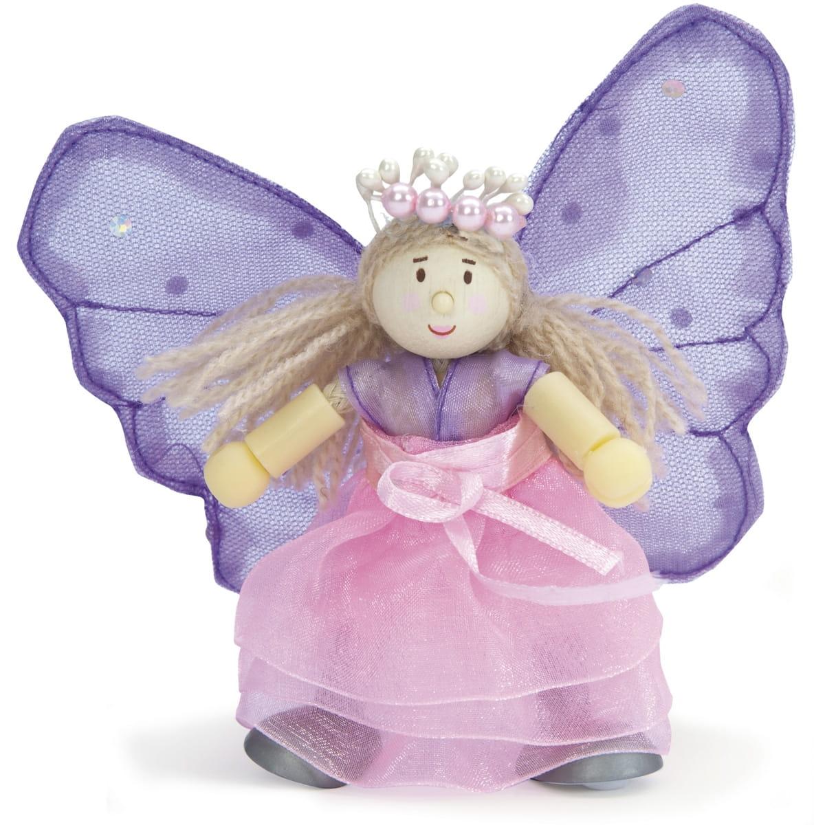 Кукла LE TOY VAN Фея бабочек Флеур