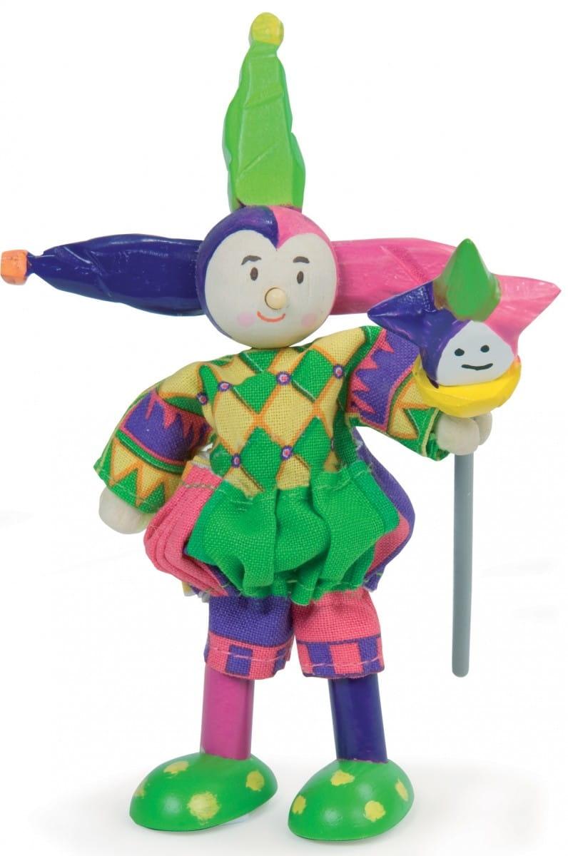 Кукла LE TOY VAN Шут