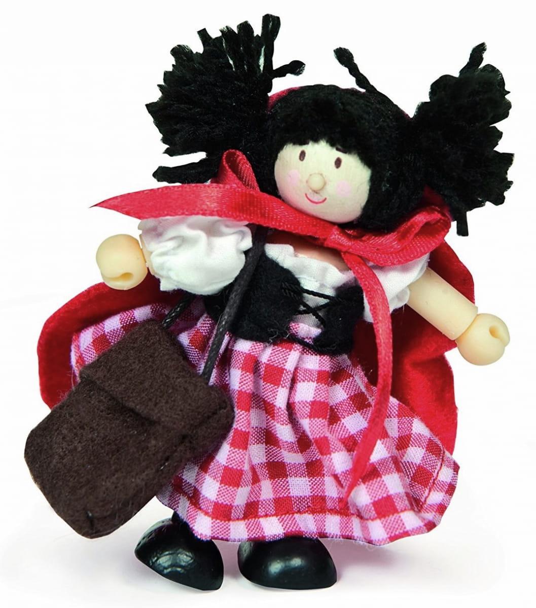 Кукла Le Toy Van Красная шапочка