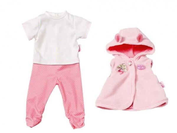 Купить Набор одежды Baby Annabell Зайчик (Zapf Creation) в интернет магазине игрушек и детских товаров