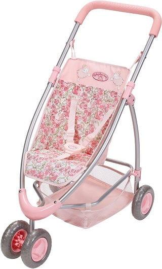 Купить Коляска с козырьком и сеткой Baby Annabell (Zapf Creation) в интернет магазине игрушек и детских товаров
