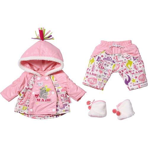 Купить Одежда Baby born Зимняя (Zapf Creation) в интернет магазине игрушек и детских товаров