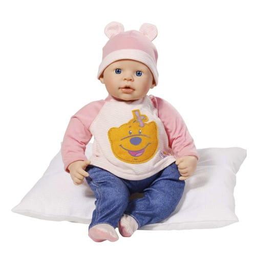 Купить Кукла Chou Chou Счастливая - 42 см (Zapf Creation) в интернет магазине игрушек и детских товаров