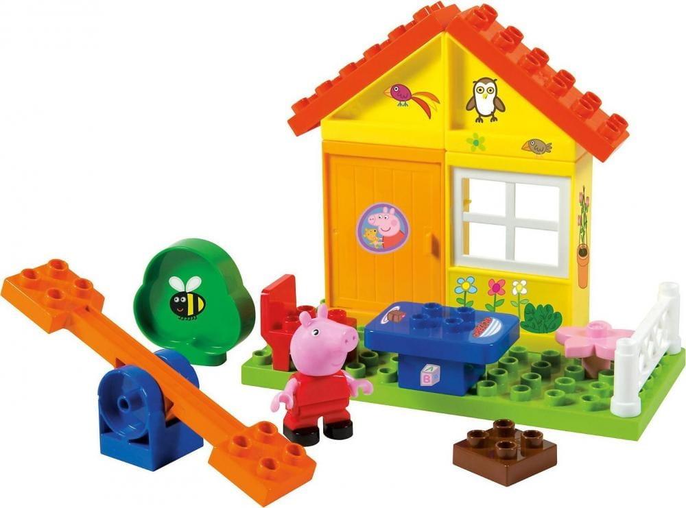 Конструктор Peppa Pig Летний домик - 19 деталей (Вig)