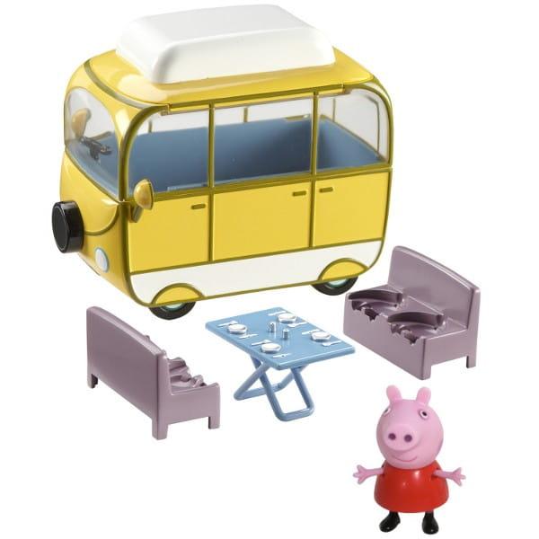 Игровой набор Peppa Pig Веселый кемпинг