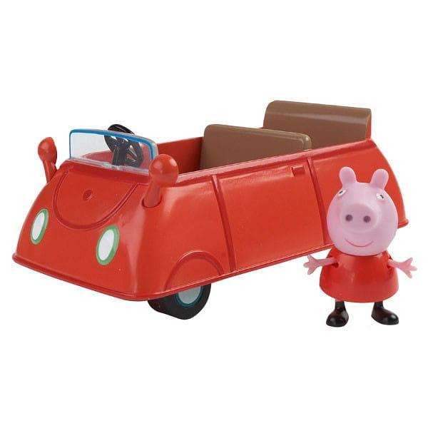 Игровой набор Peppa Pig Машина Пеппы