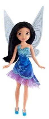 Кукла Disney Fairies Дисней Фея Классик 23 см - Серебрянка (Легенда о чудовище)