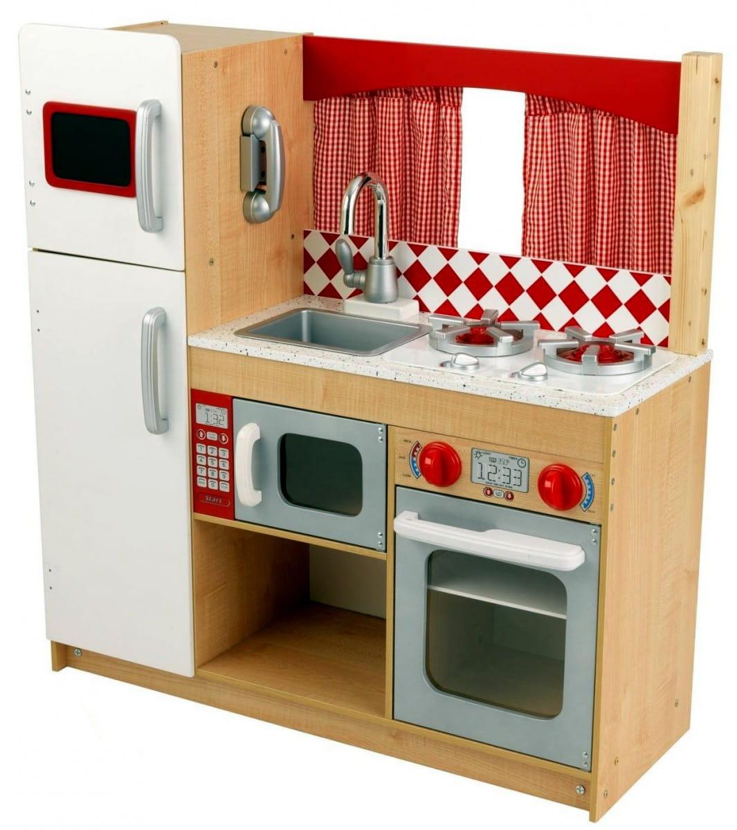 Купить Детская кухня KidKraft Suite Elite в интернет магазине игрушек и детских товаров