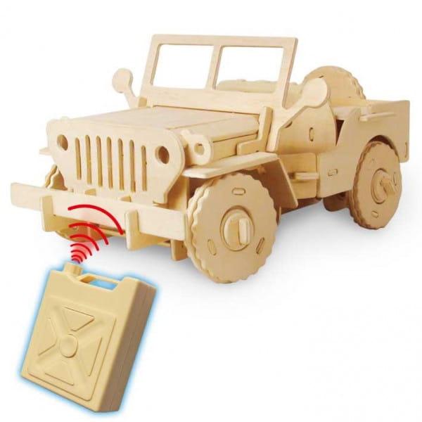 Купить Конструктор Good Hand Robotic Джип (94 детали) в интернет магазине игрушек и детских товаров