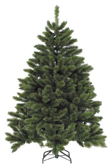 Купить Сосна Triumph Tree Триумф де Люкс с серебряным инеем - 140 см в интернет магазине игрушек и детских товаров