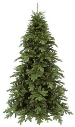 Сосна Triumph Tree Ноттингемская - 155 см (с гирляндой на 370 ламп)