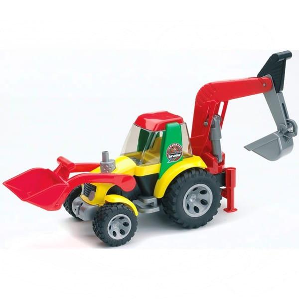 Купить Бульдозер Bruder Roadmax в интернет магазине игрушек и детских товаров