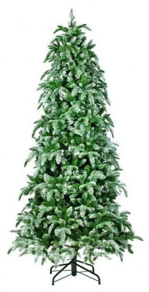 Купить Ель Triumph Tree Нормандия утонченная заснеженная - 185 см в интернет магазине игрушек и детских товаров
