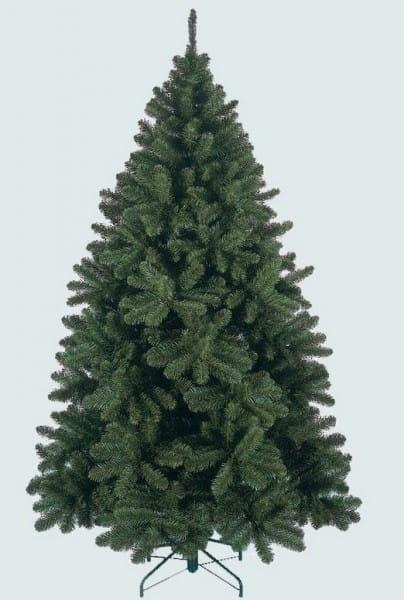 Купить Сосна Triumph Tree Рождественская - 185 см (с гирляндой на 400 ламп) в интернет магазине игрушек и детских товаров