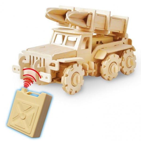 Купить Конструктор Good Hand Robotic Катюша (118 деталей) в интернет магазине игрушек и детских товаров