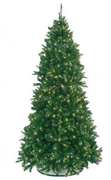 Купить Уличная елка Triumph Tree Императрица Премиум - 200 см (с вплетенной гирляндой) в интернет магазине игрушек и детских товаров