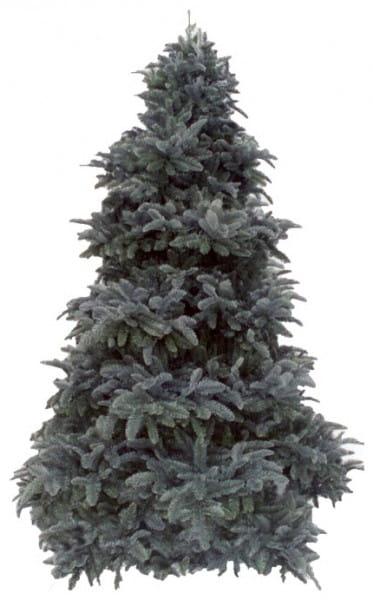 Купить Ель Triumph Tree Нормандия голубая - 200 см в интернет магазине игрушек и детских товаров