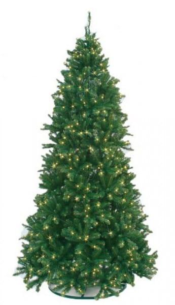 Уличная елка Triumph Tree Императрица Премиум - 260 см (с вплетенной гирляндой)