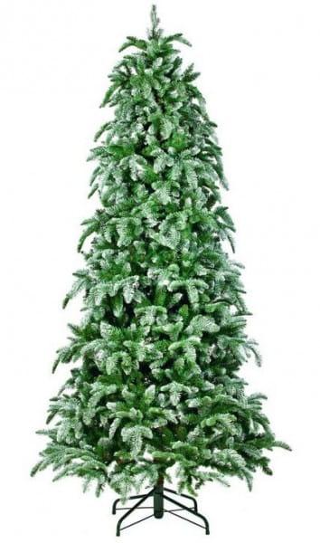 Купить Ель Triumph Tree Нормандия утонченная заснеженная - 260 см в интернет магазине игрушек и детских товаров