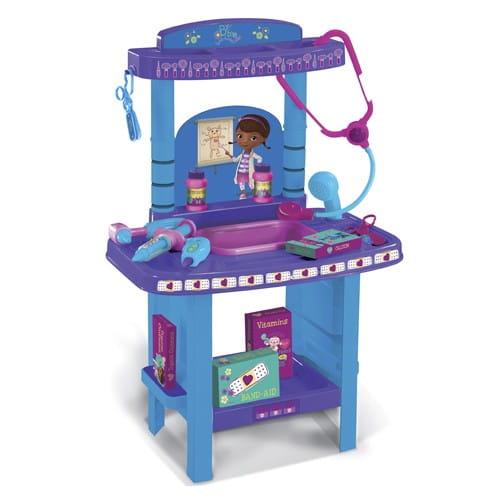 Купить Игровой набор Doctor Plusheva Доктор Плюшева Набор доктора в интернет магазине игрушек и детских товаров
