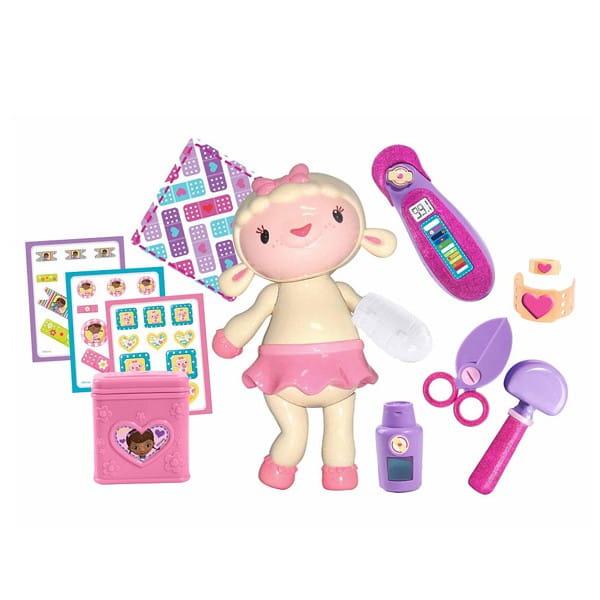 Купить Игровой набор Doctor Plusheva Доктор Плюшева Вылечи меня (с овечкой Лэмми) в интернет магазине игрушек и детских товаров