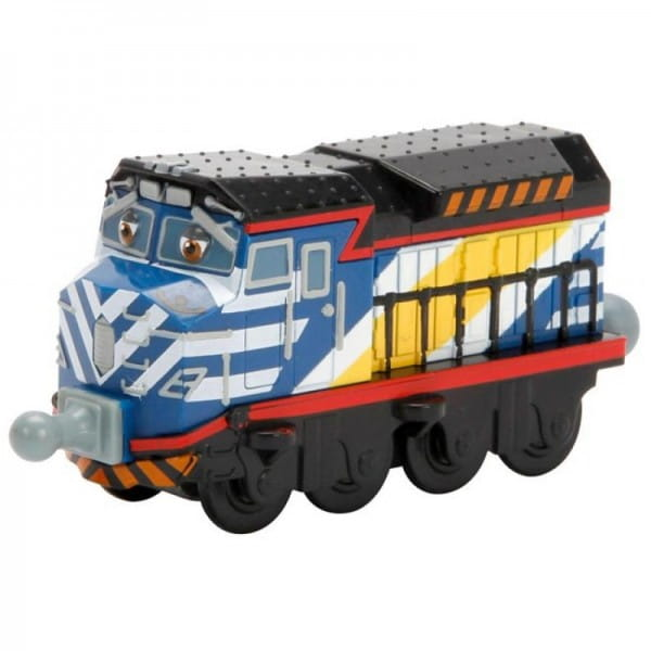 Паровозик Chuggington LC54122 Die-Cast Зак